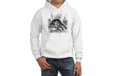 Platypus 2 Humor Hooded Sweatshirt by CafePress
