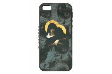 Givenchy Black Madonna Iphone 5 Case
