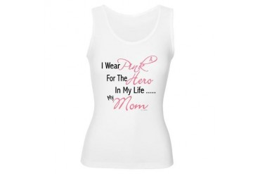 Pink For My Hero 1 (Mom) Women's Tank Top