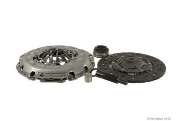 2004 Audi S4 Clutch Kit Luk Audi Clutch Kit W0133-1837749 04