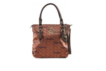 Paris Hilton Forever Fabric Shoulder Bag