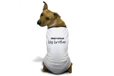 Only Big Brother Dog T-Shirt