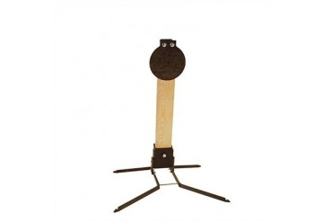 Steel Target Stand With 7'''' Ar500 Metal Plate