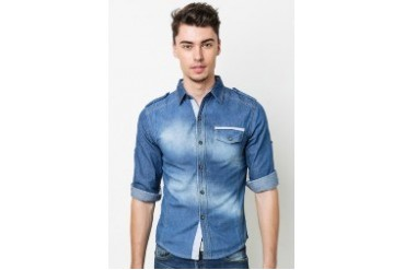 Parren Quarter Sleeve Shirt