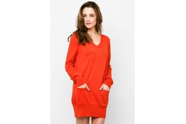 Noir Sur Blanc Ladies Mini Dress L/S