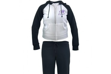 1 Sister Mom Women's Tracksuit by CafePress