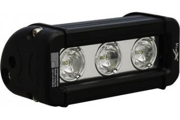 "Vision X Lighting  5"" Xmitter Low Profile Prime Narrow Beam LED Light Bar XIL-LP310 Offroad Racing, Fog & Driving Lights"