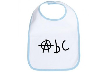 ABC Infant Bib by CafePress