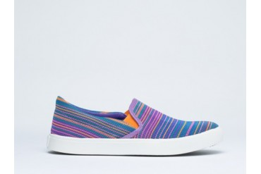 United Nude Elastic Slip On in Violet size 9.0