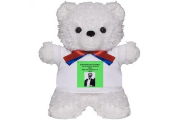 29.png Funny Teddy Bear by CafePress