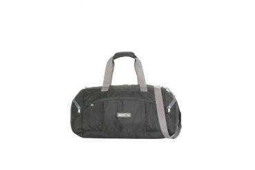 Black Charcoal Travel Bag
