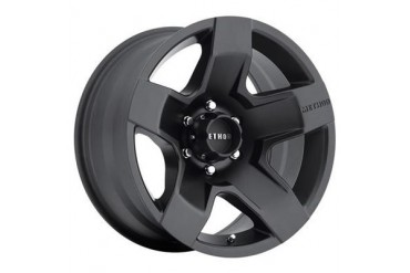 Method Race Wheels Fat Five, 17x8.5 with 6 on 5.5 Bolt Pattern - Matte Black MR30278560500 Method Race wheels