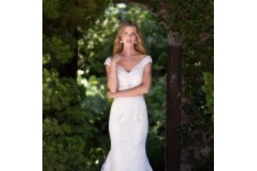 Kenneth Winston Wedding Dresses - Style 1504/1504B