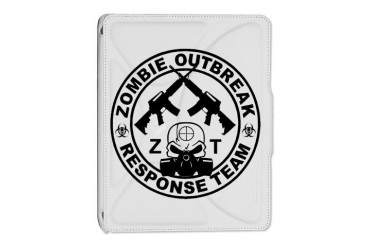 Zombie iPad 2 Cover by CafePress