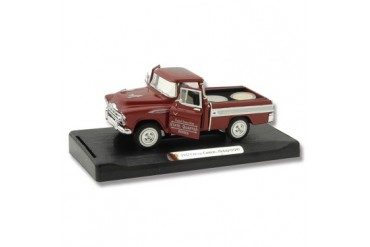 Frost Cutlery 1:28 Scale 1957 Chevrolet Cameo Pickup & State Quarters Gift Set - South Carol