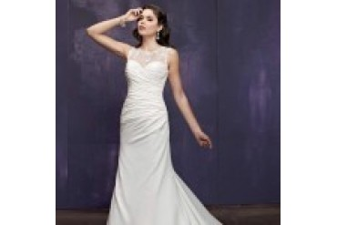 Ella Rosa Wedding Dresses - Style BE210