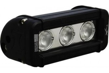 "Vision X Lighting  5"" Xmitter Low Profile Prime Wide Beam LED Light Bar XIL-LP340 Offroad Racing, Fog & Driving Lights"