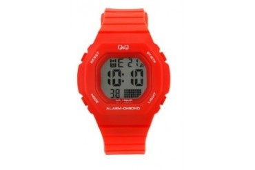 Q&Q M137J005Y Digital Square Watches
