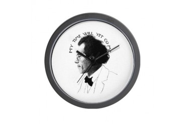 Gustav Mahler Baseball Wall Clock by CafePress