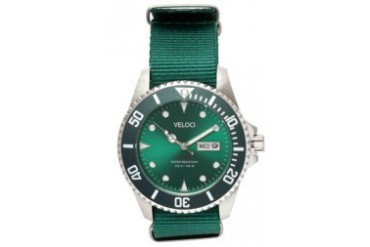 Green Voyager Collection 42mm Watch