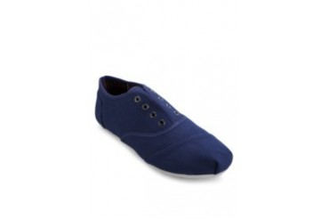 EZRA by ZALORA Laceless Slip On Espadrilles With Constrasting Top Tytlets