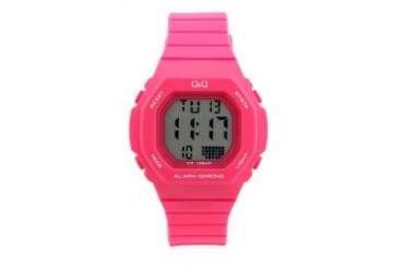 Q&Q M137J006Y Digital Square Watches