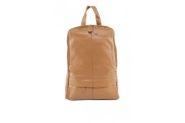 Santa Barbara Polo & Racquet Club Casual Leather Backpack