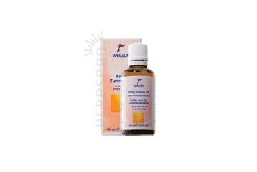 Baby Tummy Oil 1.7 OZ