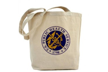 USPHS Nurse Tote Bag by CafePress