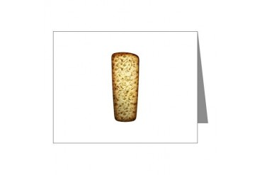 I Toasted I Note Cards Pk of 10 by CafePress