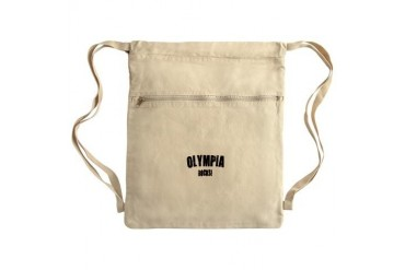 Olympia Rocks Sack Pack Location Cinch Sack by CafePress