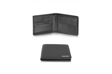 CL 2.0 - Black Leather Billfold
