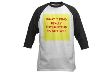 27.png Funny Baseball Jersey by CafePress