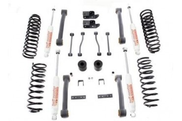 Trail Master 4.0� Inch Lift Kit with NCG Shocks TM3440-20013 Complete Suspension Systems and Lift Kits