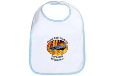 F4F Wildcat Hobbies Bib by CafePress