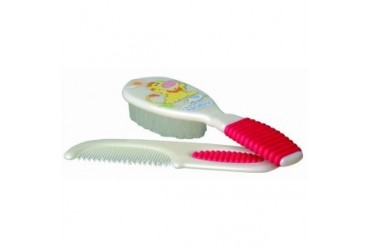 Nuby Comb And Brush Set (pack Of 48)