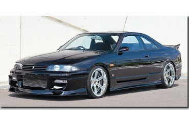 Do-Luck Front Bumper 01 Nissan Skyline Coupe R33 95-98
