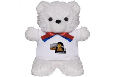 Cupsthermosreviewcomplete Teddy Bear by CafePress