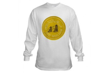 Savoy Hotel Luxor Africa Long Sleeve T-Shirt by CafePress