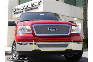 T-Rex Grilles Upper Class; Mesh Bumper Grille Bolt-On Insert 55555 Bumper Valance Grille Inserts