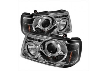 Spyder Auto Group Halo Projector Headlights 5010506 Headlight Replacement