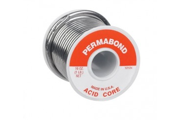 10 Pack Alpha Metals 12124 Perma-Bond Acid Core Solder
