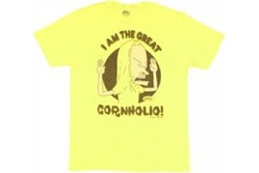 Beavis and Butthead I Am the Great Cornholio T-Shirt