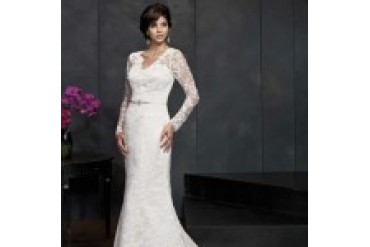 Kenneth Winston Wedding Dresses - Style 1542