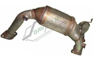 2006 Ford Fusion Catalytic Converter Davico Ford Catalytic Converter 19247 06