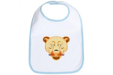 Lion Bib by CafePress