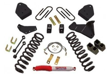Skyjacker 6 Inch Lift Kit with Hydro Shocks F5651K-H Complete Suspension Systems and Lift Kits