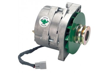 Mean Green High-Output Alternator  647902 Alternators