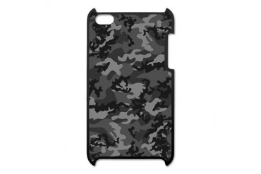 Black Camo iPod Touch 4 Case