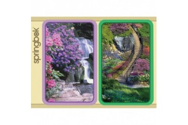Garden Stairway Playing Cards